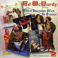 Ed McCurdy - When Dalliance Was in Flower [New CD] UK - Import