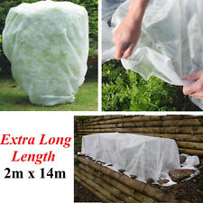 Garden Frost Protector Fabric Cloth Plants Fruit Veggie Patch Winter Protection