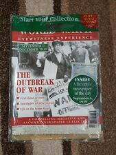 The Daily Telegraph - World War II. Includes Newspaper of the Day Sept 1939.