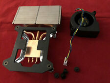 AAVID Thermalloy Laptop CPU 4 Pin Cooling Fan 0.26A 12VDC Heat Sink 1150/1155/56