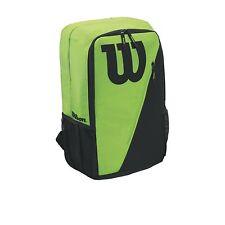Wilson - Wrz824895 - Match Iii Backpack Tennis Bagpack - Green/Black