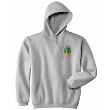 Cacti + Cact-You = Cactus Hoodie Hoody Top Pocket Cute Cropped Funny Plant