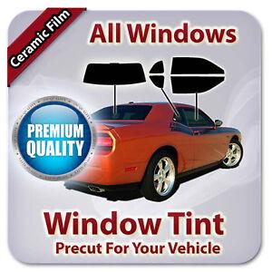 Precut Ceramic Window Tint For Jeep Liberty 2002-2007 (All Windows CER)