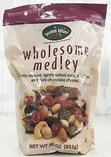 Second Nature Wholesome Medley Snack Mix 30 oz