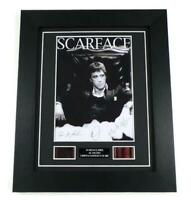 SCARFACE FILM CELLS Signed PREPRINT PACINO MOVIE MEMORABILIA MAFIA GANGSTER GIFT
