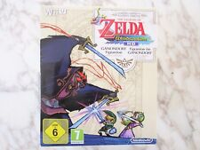 Legend of Zelda The Wind Waker HD Collector Limited Edition Nintendo Wii U NEW
