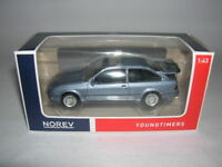 Norev Youngtimers Ford Sierra RS Cosworth blau metallic, 1:43 Artikel 430201