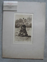 Late 1800s Original Charles Dickens Signed Etching - Peter Pan Kensington Garden