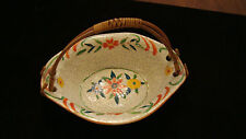 "Vintage Hand Painted Ceramic Bowl ""Japan"""