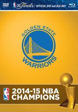 Golden State Warriors: NBA 2015 Champions (DVD,2015)