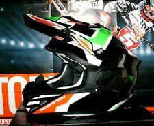 Scorpion VX-15 EVO ROBOT Motocross Helm Offroad Pumpsystem Airoh Fly L KTM Italy
