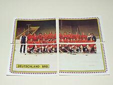 N°92 93 94 95 BRD TEAM PANINI HOCKEY 79 ICE GLACE 1979 CHAMPIONNAT DU MONDE