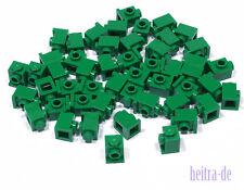LEGO - 50 x Konverter - Stein 1x1 grün / Green Brick Headlight 4070 NEUWARE (L5)