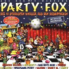Party Fox 1 (1999, BMG/Ariola) Modern Talking, Blue System, Kylie Minog.. [2 CD]