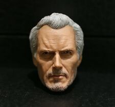 Custom made ! Clint Eastwood normal ver Unforgiven William Will Munny 1/6 HEAD