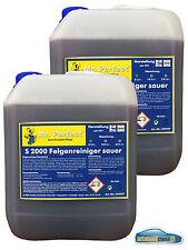 Gewerblicher Felgenreiniger Reiniger Konzentrat Spezialreiniger 2x 5 L
