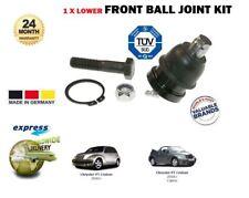 Pour Chrysler Pt Cruiser 2.0i 2.2DT 2.4 2000- > Bras de Suspension Joint à