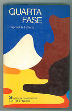 LAFFERTY RAPHAEL A. QUARTA FASE NORD 1974 SF FANTASCIENZA