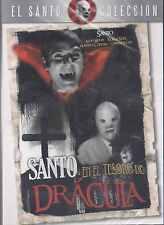 DVD - Santo En El Tesoro De Dracula NEW El Santo Coleccion FAST SHIPPING !