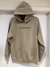 95e0d3e8a Vintage Hard Wax Berlin Record Shop Promo Hoodie Size XL Techno EDM Dub Step