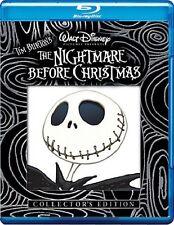 Disney's The Nightmare Before Christmas (Blu-ray Disc, 2008)