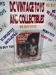 Hasbro Official WWF WWE Undertaker US Red 1994 Wrestling Vintage AFA 85-85-90
