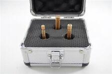 Diamant Fliesenbohrer Set 3 tlg. M14 6/8/10mm Fliesenbohrkrone Bohrkronen