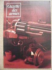 Gazette des armes n° 44 déc 1976 Pistolet HIGH Standard VICTOR. L'ARC D'ULYSSE