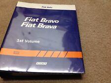 1995 1996 1997 1998 1999 2000 Fiat Bravo Brava Service Shop Repair Manual