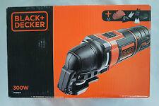 BLACK&DECKER Multifunktionswerkzeug MT300SA2 mit 12tlg. Zubehör