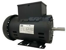 """NEW 5 HP ELECTRIC MOTOR COMPRESSOR, 56-FR, 5/8"""" REPLACES INGERSOLL RAND 56283138"""