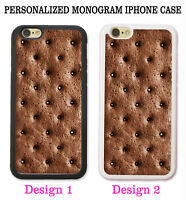 Personalized Ice Cream Sandwich Bar Phone Case Cover FOR IPHONE XR XS Max X 8 7