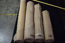 8 OZ. Standard Burlap Natural Jute Fabric Vintage Upholstery 40
