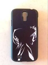 USA Seller Samsung Galaxy S4 Anime Phone case Cover Bleach Ichigo & Rukia