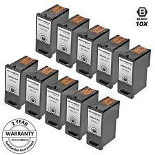 10pk 18Y0144 for Lexmark 44XL Black Ink Cartridge Printer X9570 X9575 X9650 1520