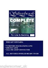 Silverbrook Fly Fishing Line & Backing WF8I