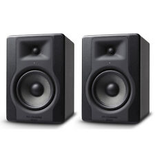 """2 x M-Audio BX5 D3 5"""" 200W Active Powered Studio Monitor Speaker Band Producer"""