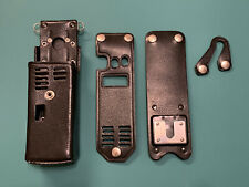 Leather Case for Bendix King Lph Eph Gph Dph Es Radio | New Old Stock
