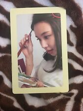 Twice Chaeyoung Twicetagram Pre-Order Official photocard Card Kpop K-pop