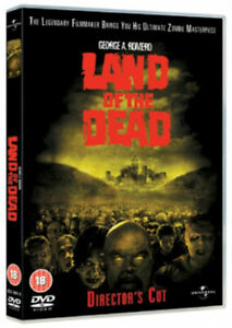 Land of the Dead [Region 2] - DVD - Free Shipping. - New