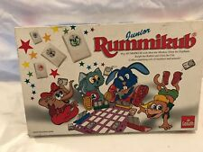 Junior Rummikub - Goliath - 1995 - Original Instructions Included