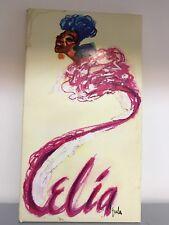 FANIA Salsa RARE First Pressing CELIA CRUZ Legends Vol 7 2cds+folleto 24 pages