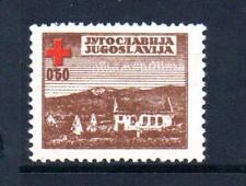 YUGOSLAVIA MNH 1947 SG545 OBLIGATORY TAX. RED CROSS