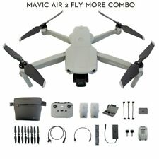 ADS-B DJI Mavic Air 2 Fly More Combo 48MP 4K Camera Quadcopter 2020 NEW