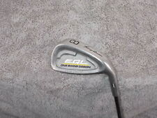Tommy Armour E.Q.L. One Swing 8 Iron Uni Length Steel R Flex Pure Grip ~EUC~