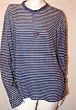 Polo Ralph Lauren Denim Stripe Polo Shirt  Sz XL NWT Ret $98.00