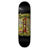 """Deathwish Skateboard Deck Foy Death Wichz 8.125"""" x 31.5"""""""
