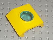 LEGO yellow Panel with Porthole ref 30080 / Set 6441 6442 6560