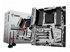MSI X99A XPOWER GAMING TITANIUM LGA 2011-v3 Intel X99 SATA 6Gb/s USB 3.1 Extende