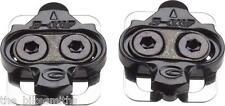 Exustar CO3F SPD Pedal MultiRelease Cleats fit Shimano SM-SH-56, 51/ Wellgo 98A
